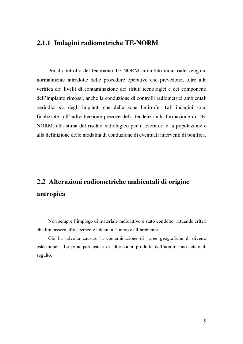 Anteprima della tesi: Sviluppo di un apparato strumentale per il rilevamento di grandezze radiometriche ambientali integrato con un sistema di acquisizione di coordinate geografiche, Pagina 6