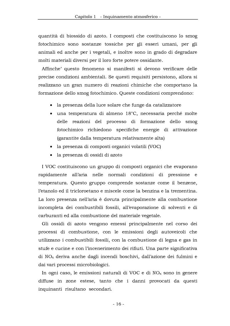Anteprima della tesi: Metodologia cinematica per la misura delle polveri sottili in ambiente urbano, Pagina 15