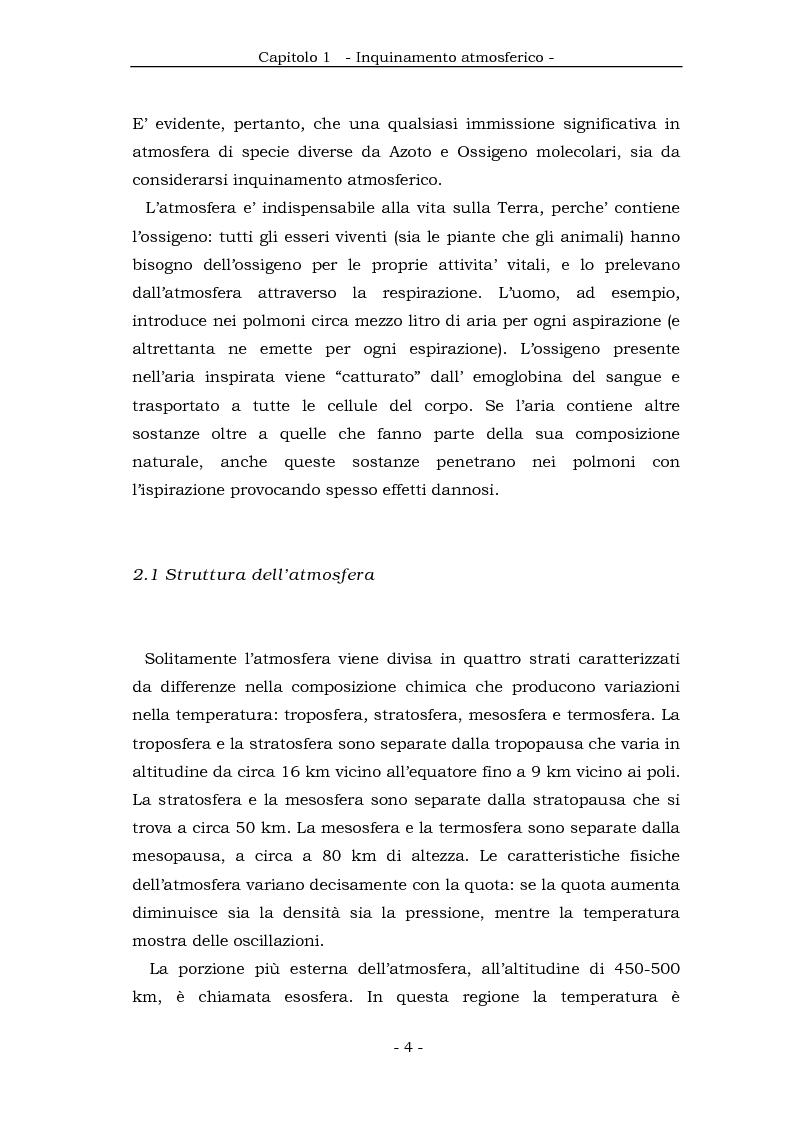 Anteprima della tesi: Metodologia cinematica per la misura delle polveri sottili in ambiente urbano, Pagina 3