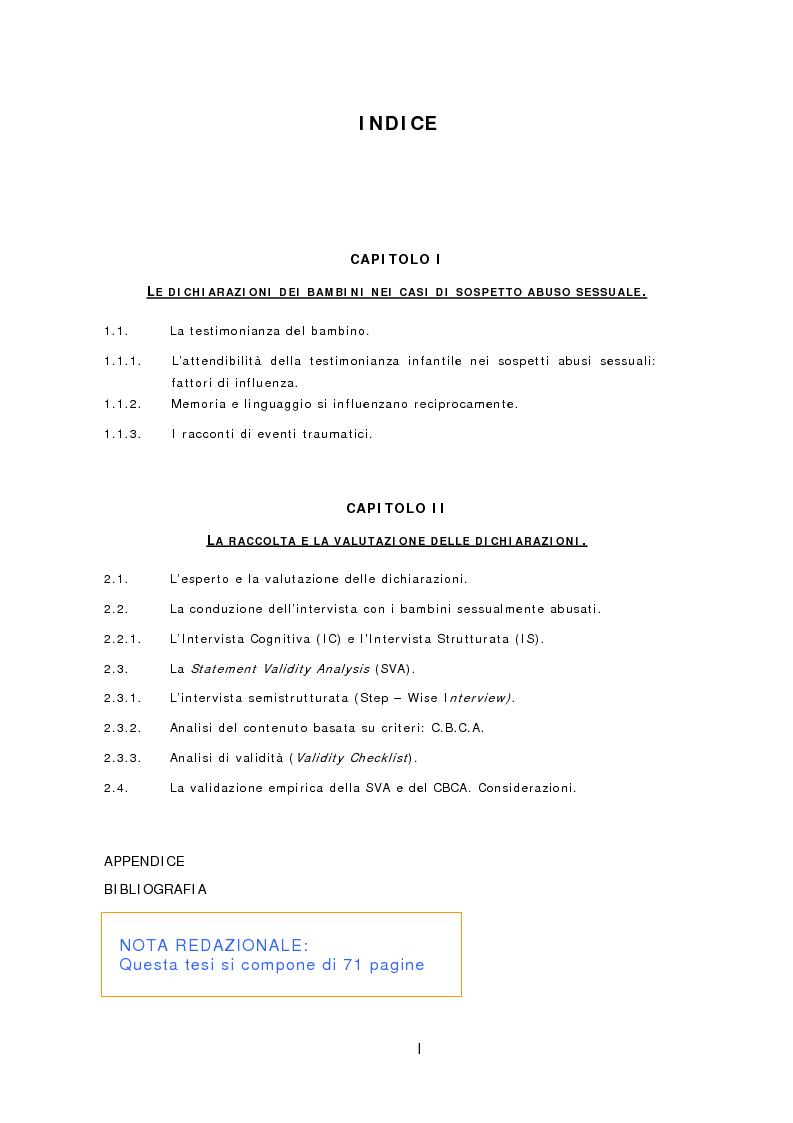 Le dichiarazioni dei bambini nei casi di sospetto abuso for Nascondi esperto