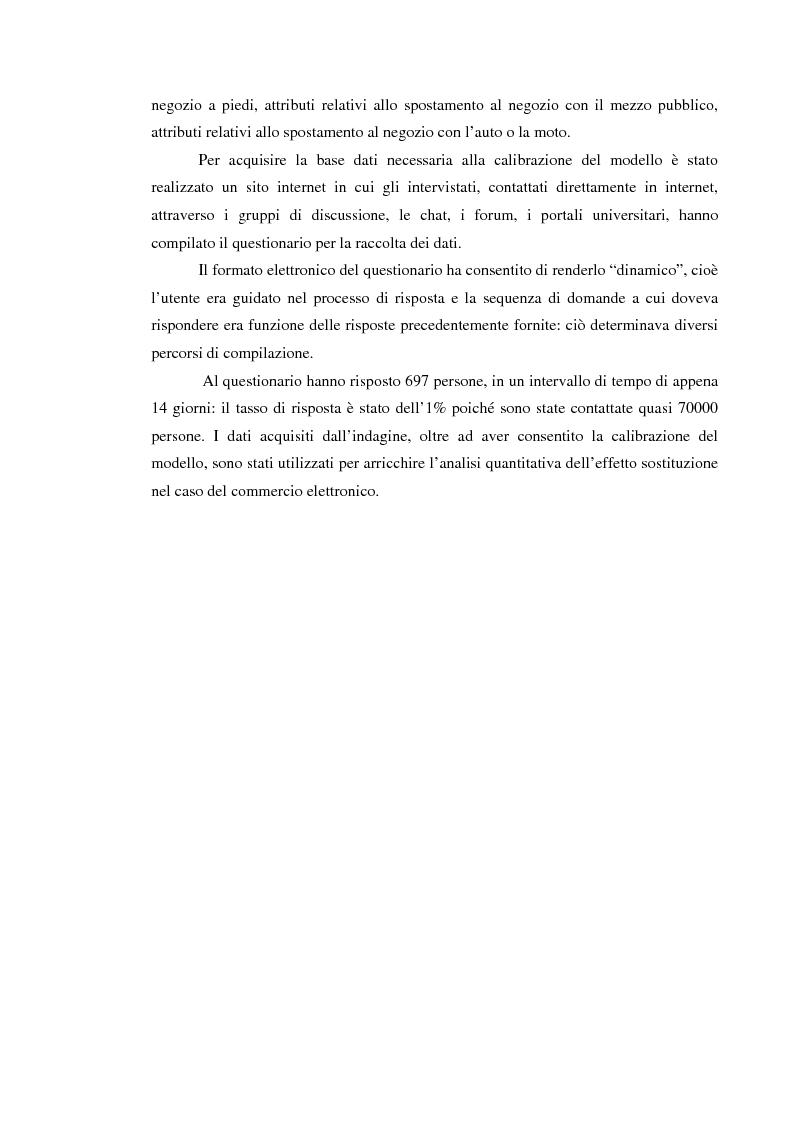 Anteprima della tesi: Gli effetti della E-economy sui trasporti: il caso del commercio elettronico, Pagina 3