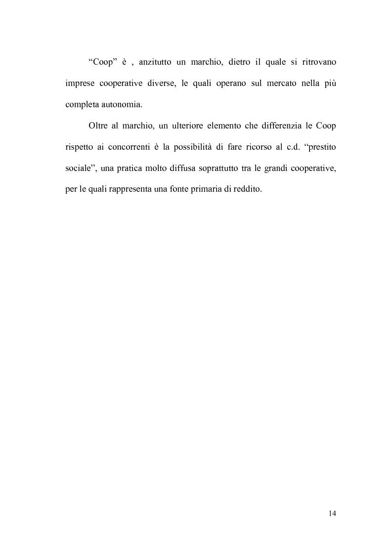 Anteprima della tesi: Il controllo direzionale nelle aziende della grande distribuzione. Il caso Conad, Pagina 10
