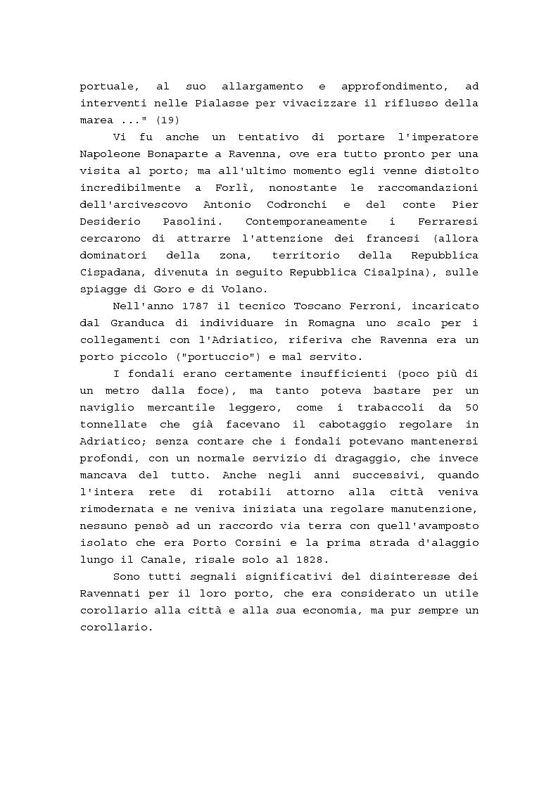 Anteprima della tesi: Il porto di Ravenna dal fascismo ai nostri giorni, Pagina 15