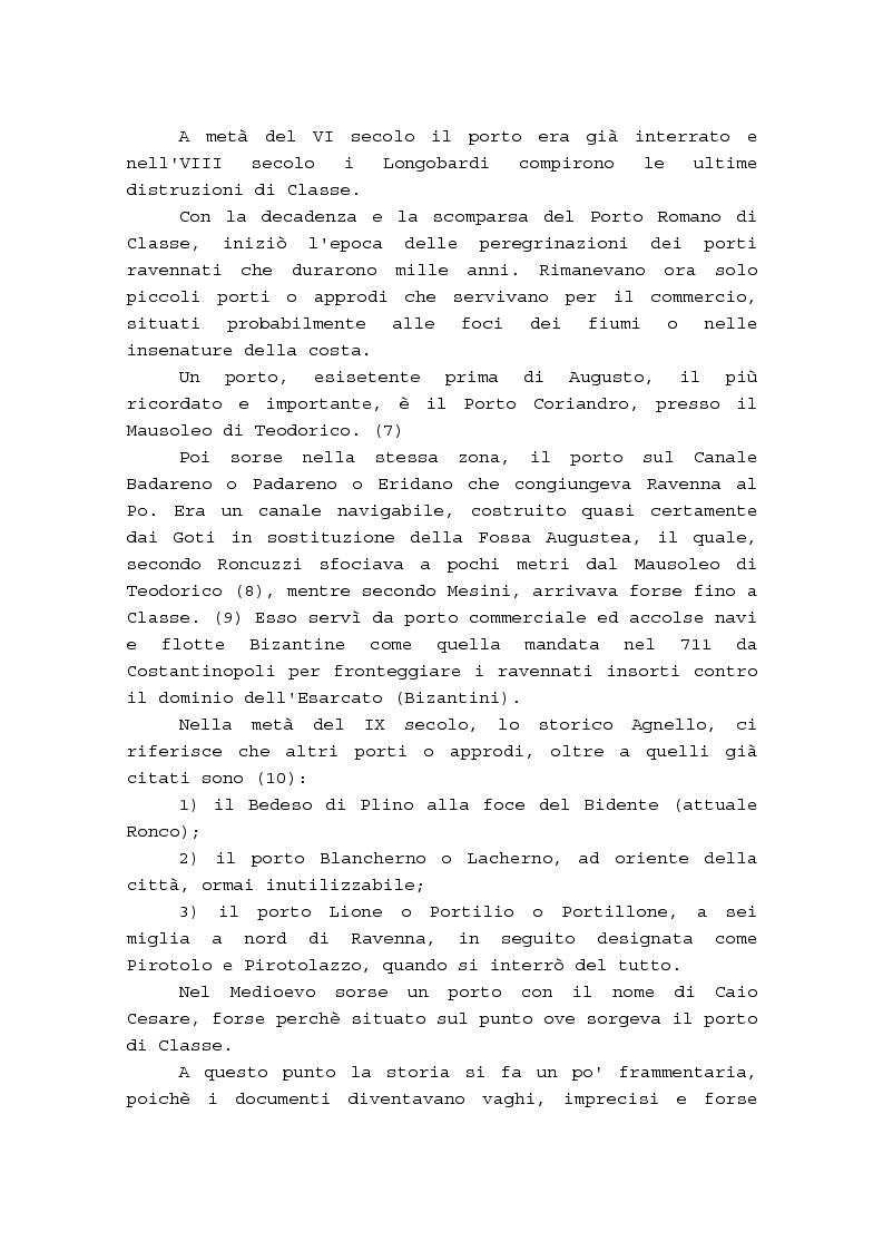 Anteprima della tesi: Il porto di Ravenna dal fascismo ai nostri giorni, Pagina 8