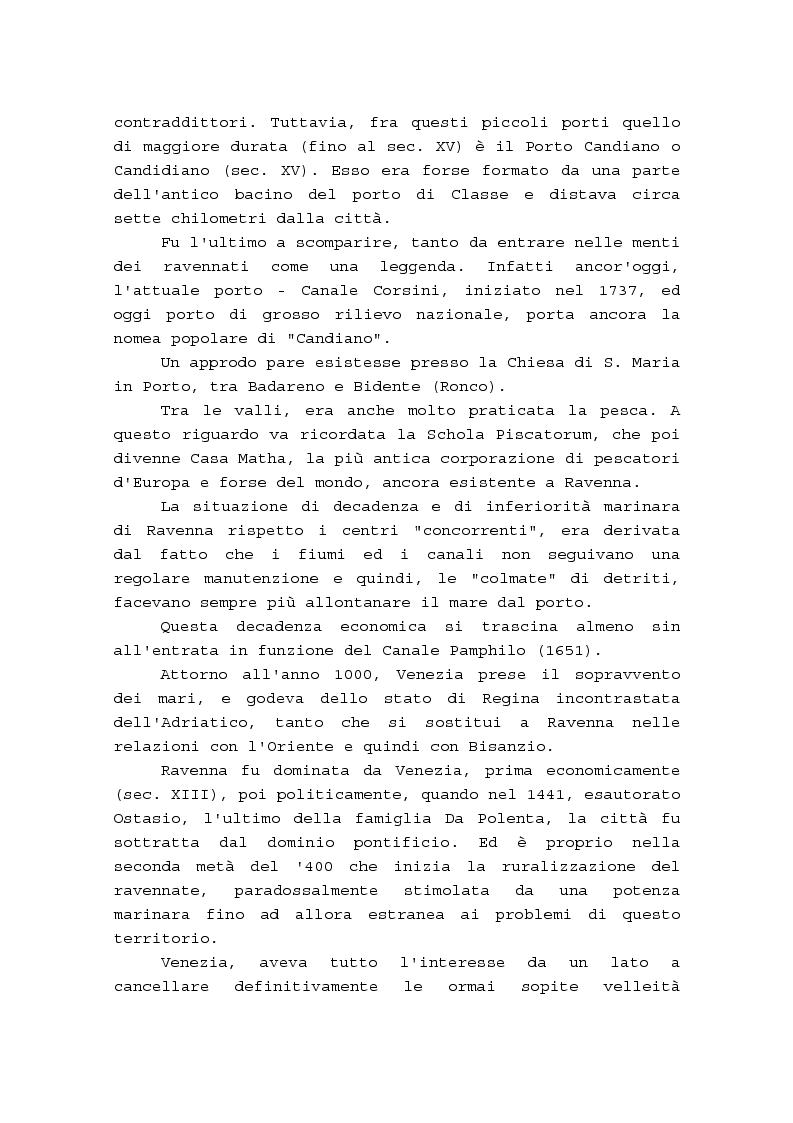 Anteprima della tesi: Il porto di Ravenna dal fascismo ai nostri giorni, Pagina 9