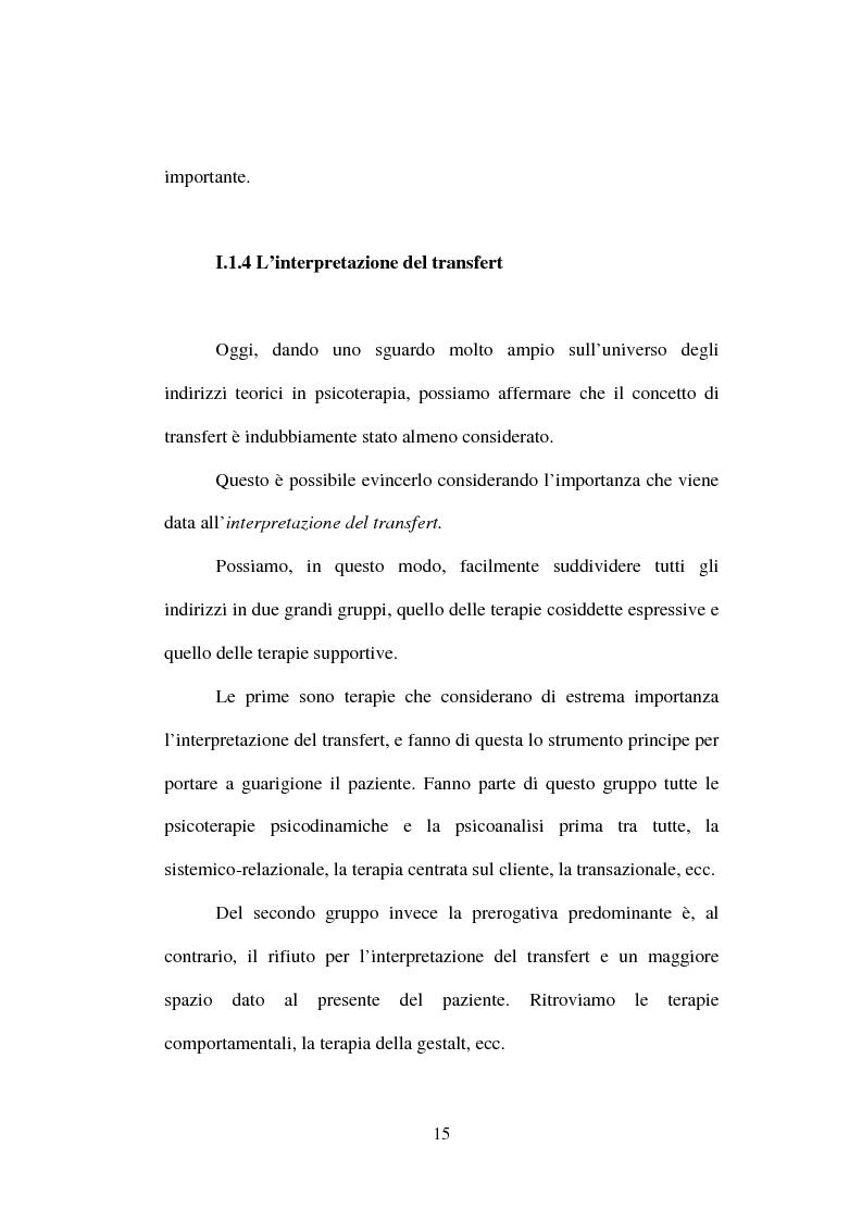 Anteprima della tesi: Il Ccrt come mezzo d'indagine dei disturbi del comportamento alimentare, Pagina 10