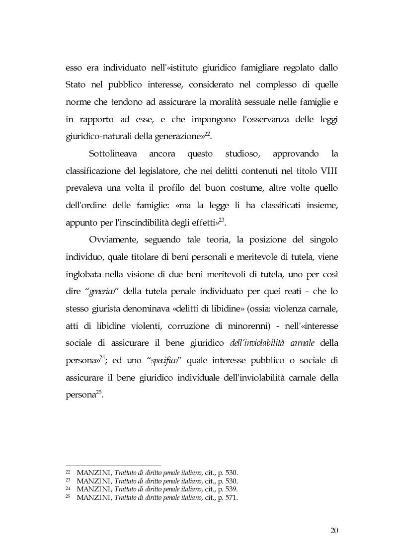 Anteprima della tesi: Aspetti di prostituzione minorile, Pagina 15