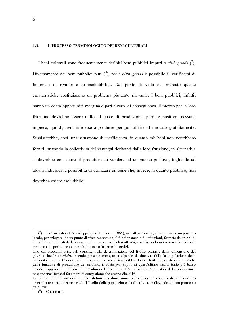 Anteprima della tesi: Il turismo culturale vicentino: l'appeal esercitato dai beni ecclesiastici, Pagina 8