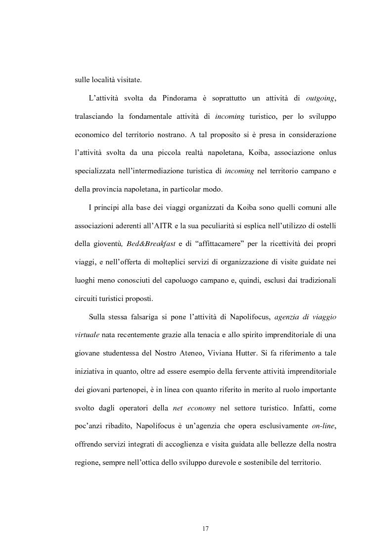 Anteprima della tesi: Le tipologie turistiche negli anni 2000: turismo sostenibile e turismo sociale, Pagina 11