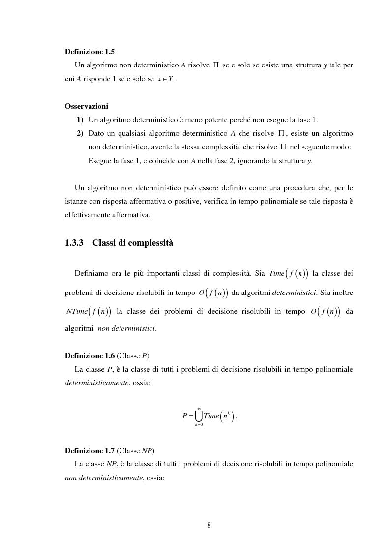 Anteprima della tesi: Analisi e sperimentazione di algoritmi di scheduling bicriterio, Pagina 8