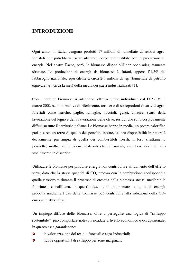 Anteprima della tesi: Gli impianti di teleriscaldamento per lo sviluppo sostenibile. Analisi del caso di Cavalese, Pagina 1