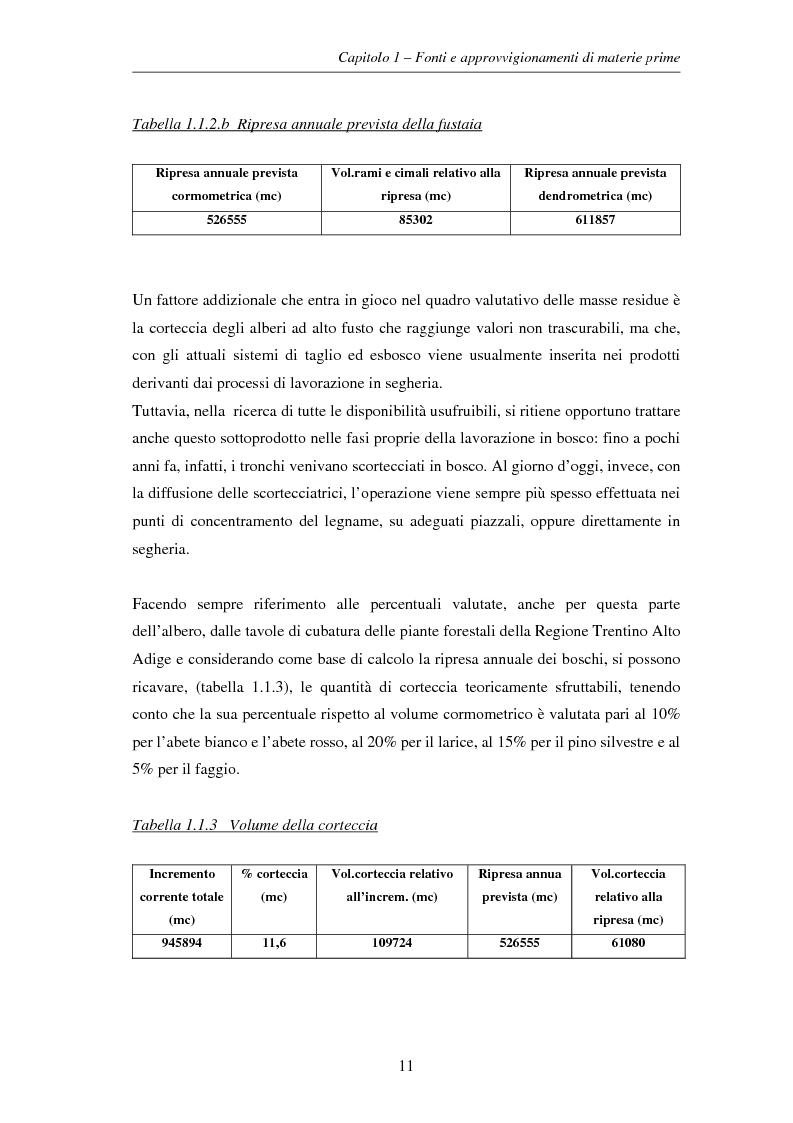 Anteprima della tesi: Gli impianti di teleriscaldamento per lo sviluppo sostenibile. Analisi del caso di Cavalese, Pagina 11