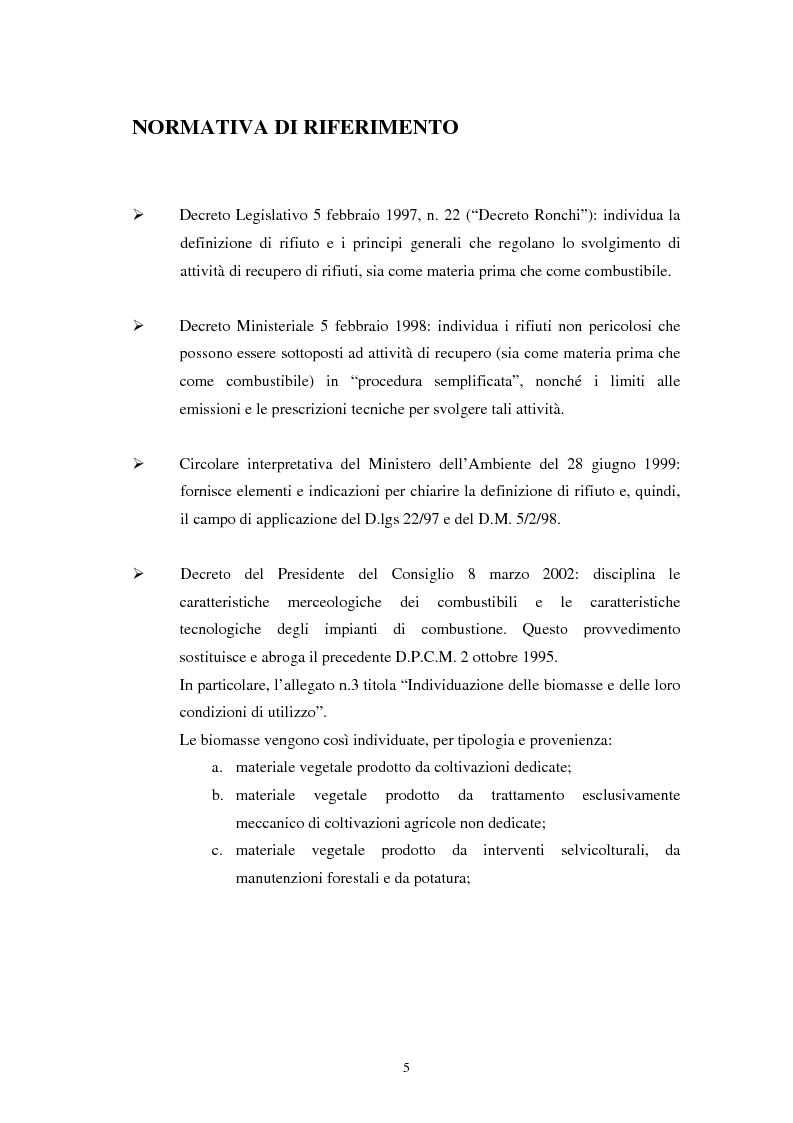 Anteprima della tesi: Gli impianti di teleriscaldamento per lo sviluppo sostenibile. Analisi del caso di Cavalese, Pagina 5