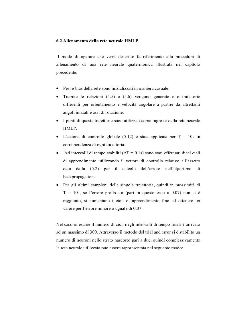 Anteprima della tesi: Controllo dell'assetto di un veicolo sottomarino autonomo utilizzando una rete neurale in algebra quaternionica, Pagina 1
