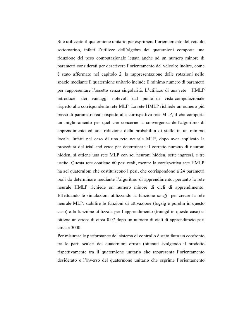 Anteprima della tesi: Controllo dell'assetto di un veicolo sottomarino autonomo utilizzando una rete neurale in algebra quaternionica, Pagina 12