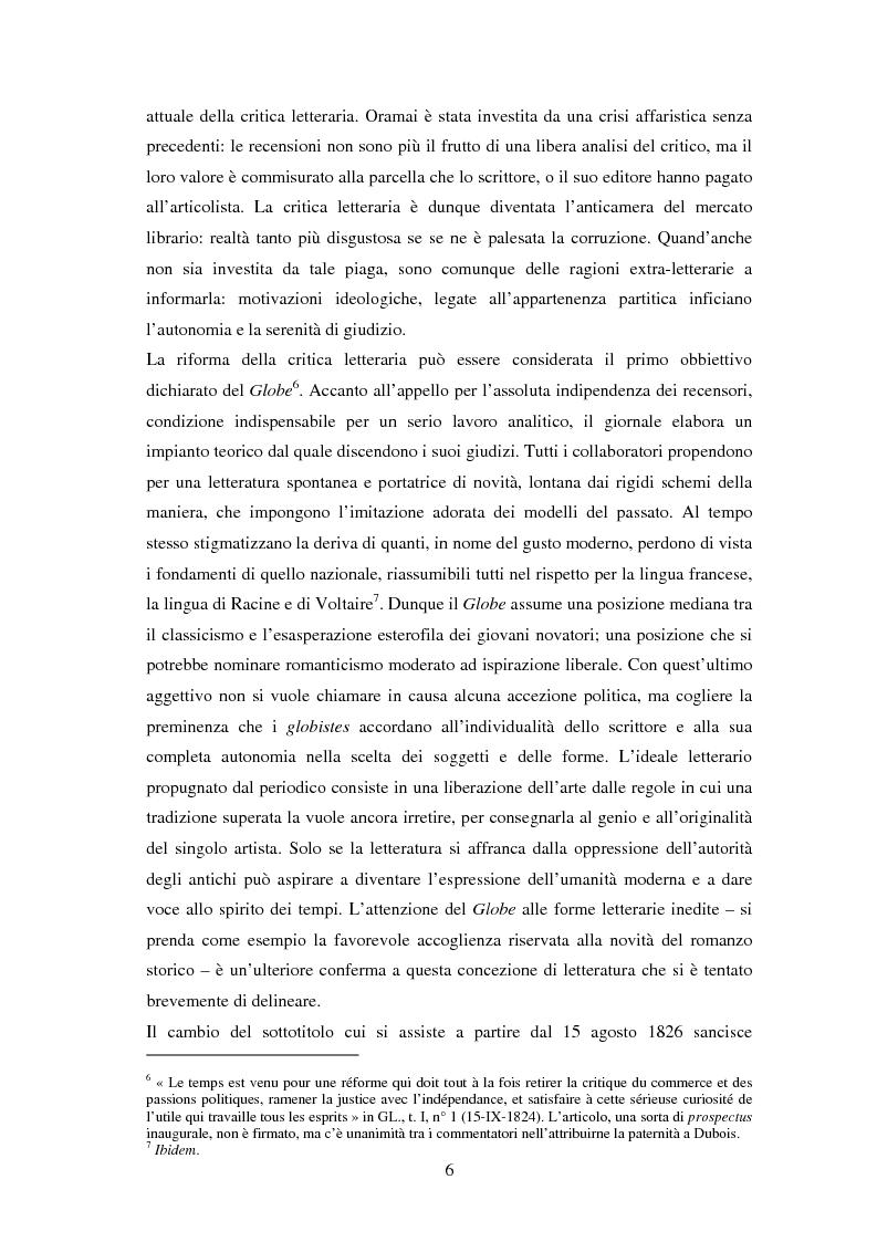 Anteprima della tesi: Dal sansimonismo al socialismo: l'itinerario intellettuale di Pierre Leroux durante la Monarchia di Luglio, Pagina 10