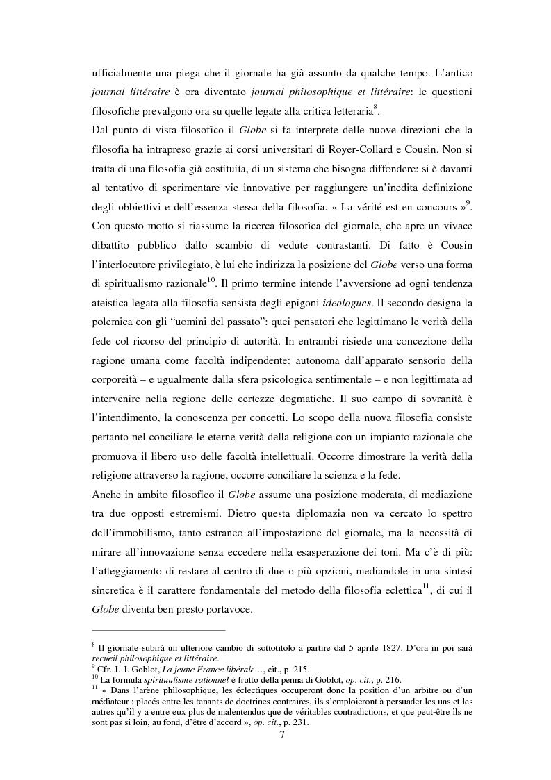 Anteprima della tesi: Dal sansimonismo al socialismo: l'itinerario intellettuale di Pierre Leroux durante la Monarchia di Luglio, Pagina 11
