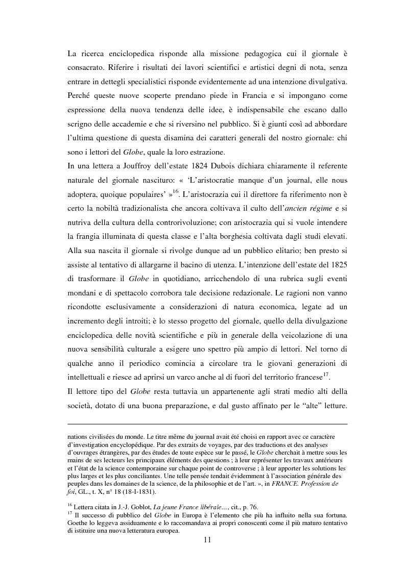 Anteprima della tesi: Dal sansimonismo al socialismo: l'itinerario intellettuale di Pierre Leroux durante la Monarchia di Luglio, Pagina 15