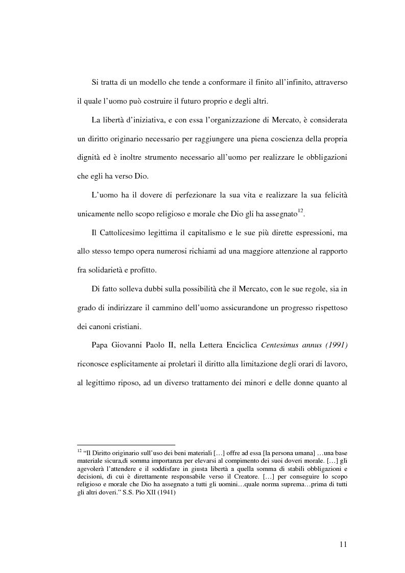 Anteprima della tesi: Etica, strategia e valore. Analisi delle performance aziendali, Pagina 9