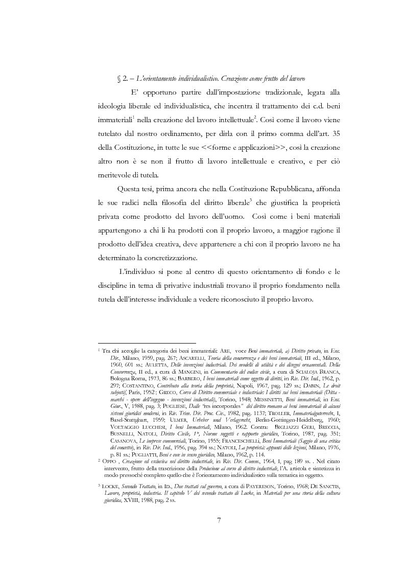 Anteprima della tesi: La nuova disciplina delle invenzioni dei pubblici ricercatori, Pagina 2