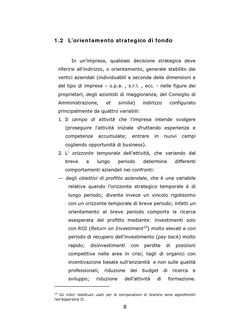 Anteprima della tesi: Il franchising come strategia di crescita esterna volta al mantenimento e allo sviluppo di vantaggi competitivi durevoli. Un caso concreto, Pagina 11
