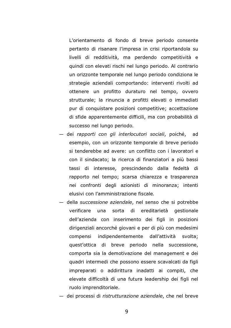 Anteprima della tesi: Il franchising come strategia di crescita esterna volta al mantenimento e allo sviluppo di vantaggi competitivi durevoli. Un caso concreto, Pagina 12