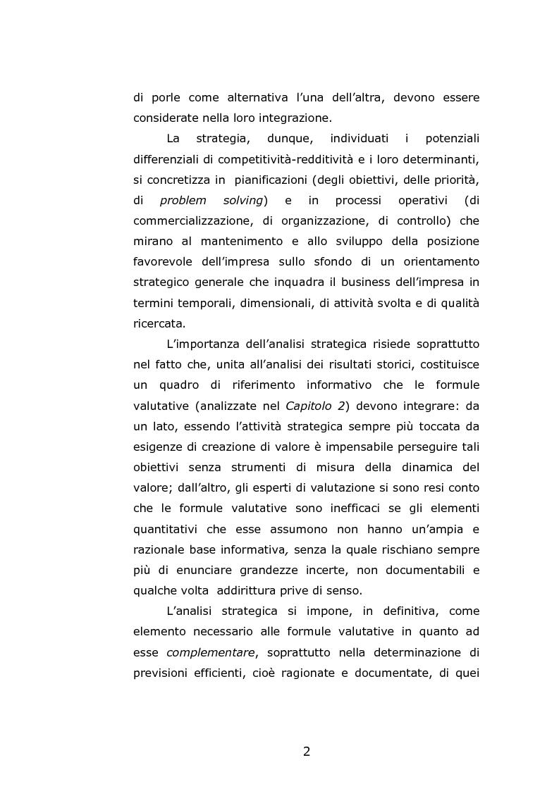Anteprima della tesi: Il franchising come strategia di crescita esterna volta al mantenimento e allo sviluppo di vantaggi competitivi durevoli. Un caso concreto, Pagina 5
