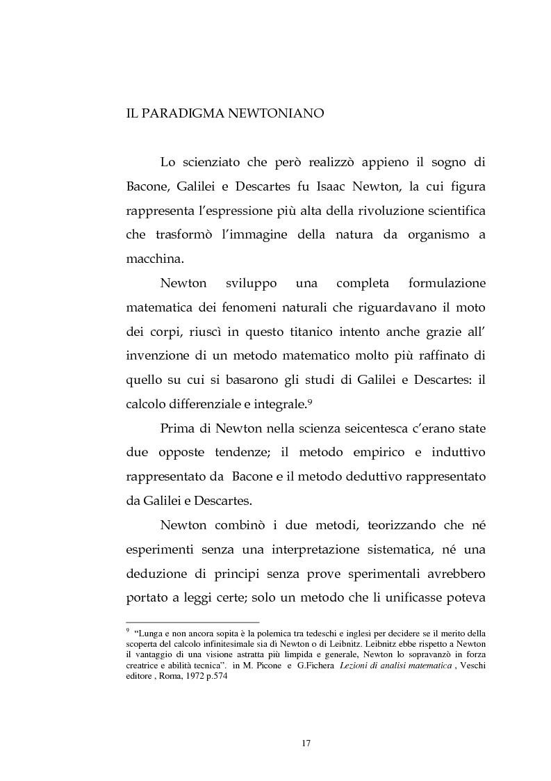 Anteprima della tesi: Kenneth Ewert Boulding e l'analisi economica del XX secolo: evoluzione, ordine, complessità, Pagina 12