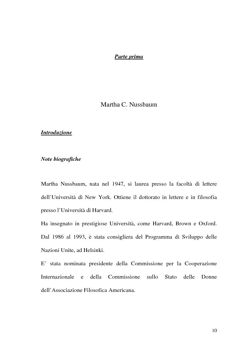Anteprima della tesi: La prospettiva femminile dei diritti, Pagina 8