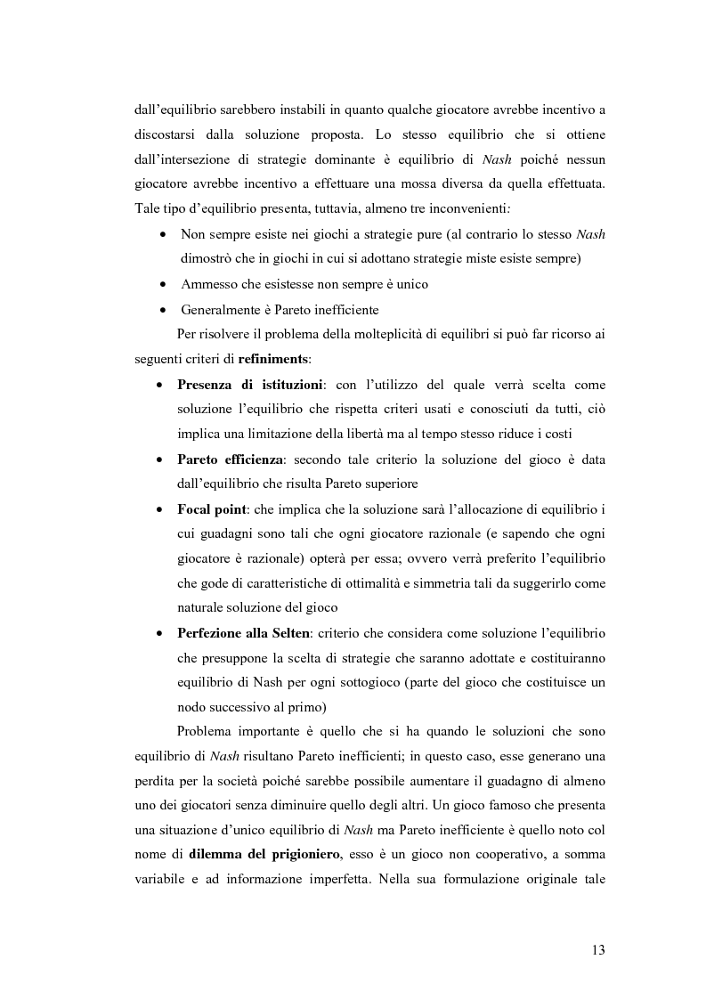 Anteprima della tesi: Giochi differenziali di economia aperta, Pagina 10