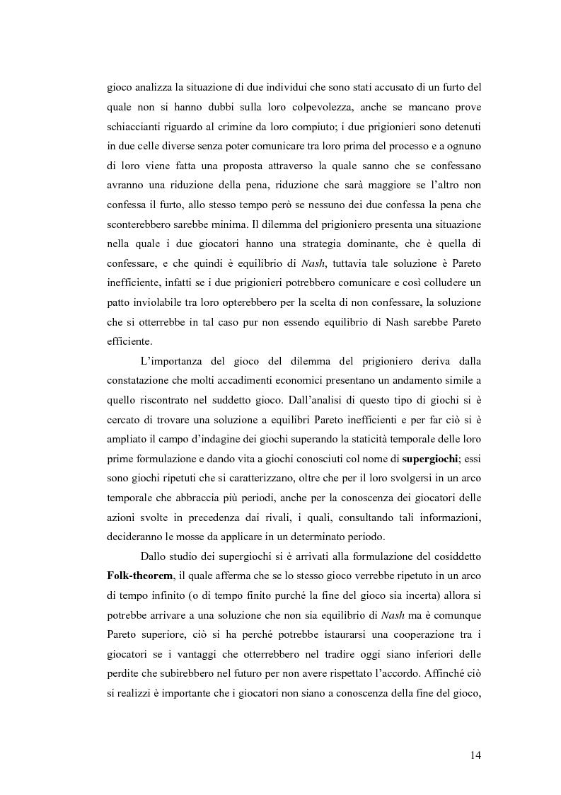 Anteprima della tesi: Giochi differenziali di economia aperta, Pagina 11