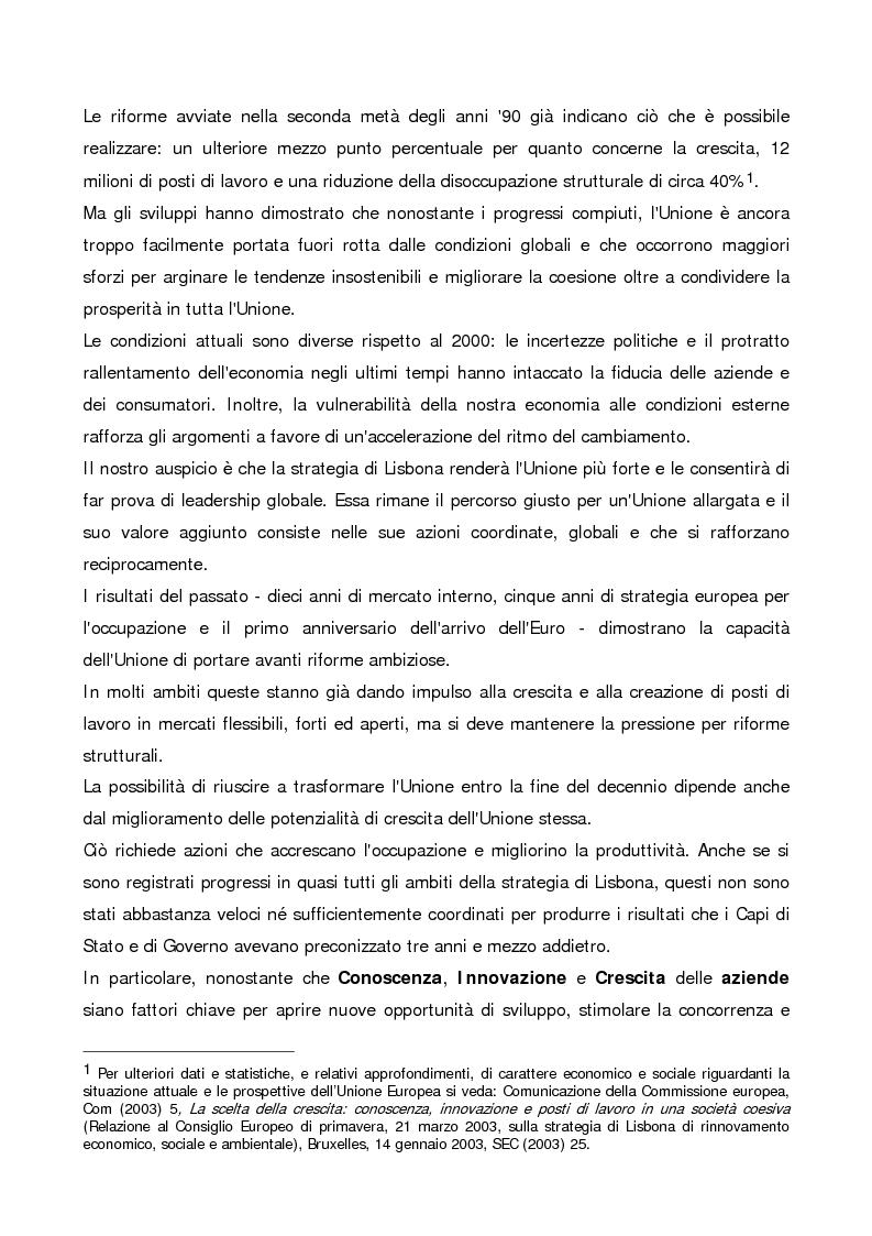 """Anteprima della tesi: Gli ''Intangibles"""" nella valutazione del patrimonio aziendale: il caso Eles Semiconductor Equipment S.p.A., Pagina 2"""