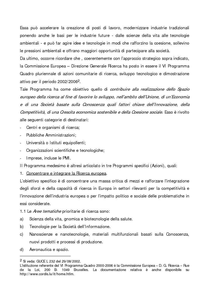 """Anteprima della tesi: Gli ''Intangibles"""" nella valutazione del patrimonio aziendale: il caso Eles Semiconductor Equipment S.p.A., Pagina 5"""