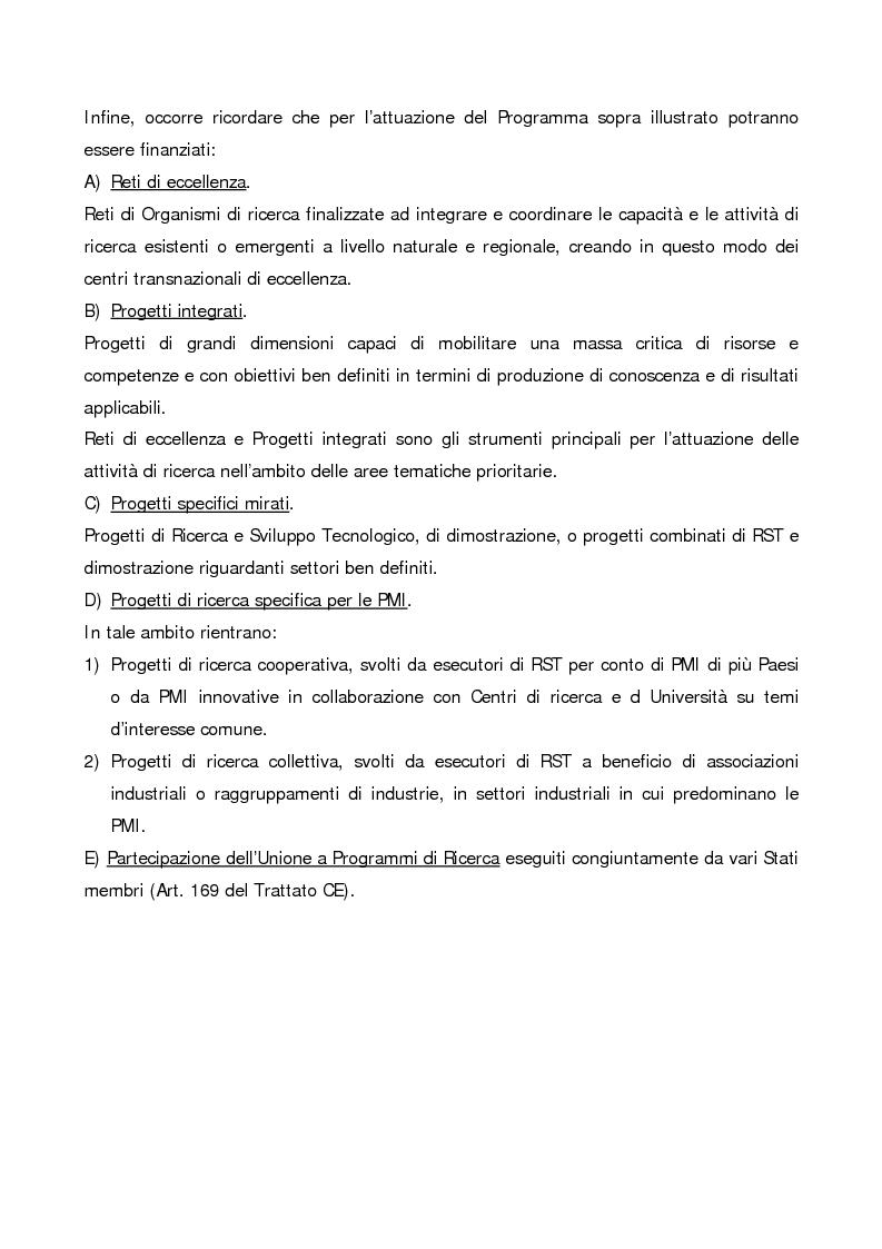 """Anteprima della tesi: Gli ''Intangibles"""" nella valutazione del patrimonio aziendale: il caso Eles Semiconductor Equipment S.p.A., Pagina 8"""