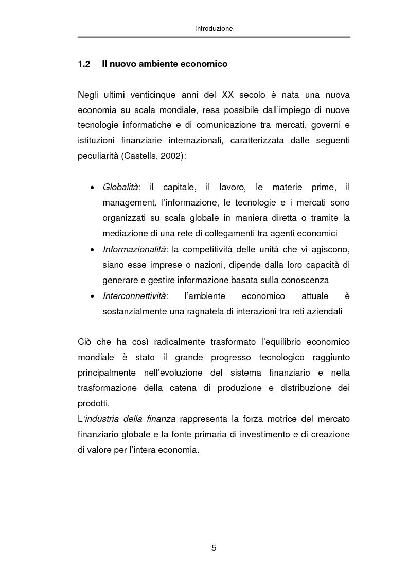 Anteprima della tesi: Advertising on line, Pagina 11