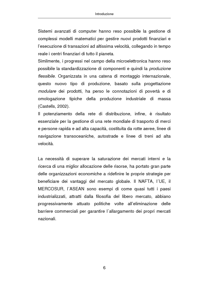 Anteprima della tesi: Advertising on line, Pagina 12