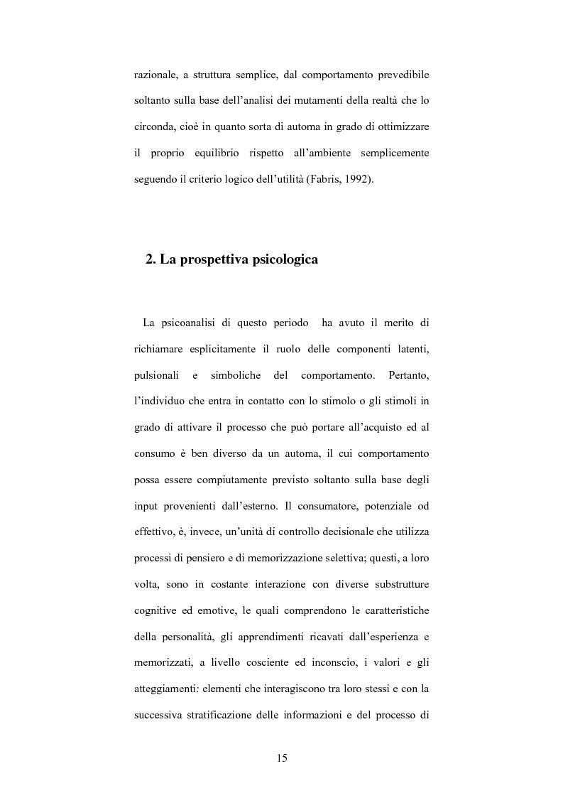 Anteprima della tesi: Le indagini psicografiche: teoria e pratica, Pagina 10