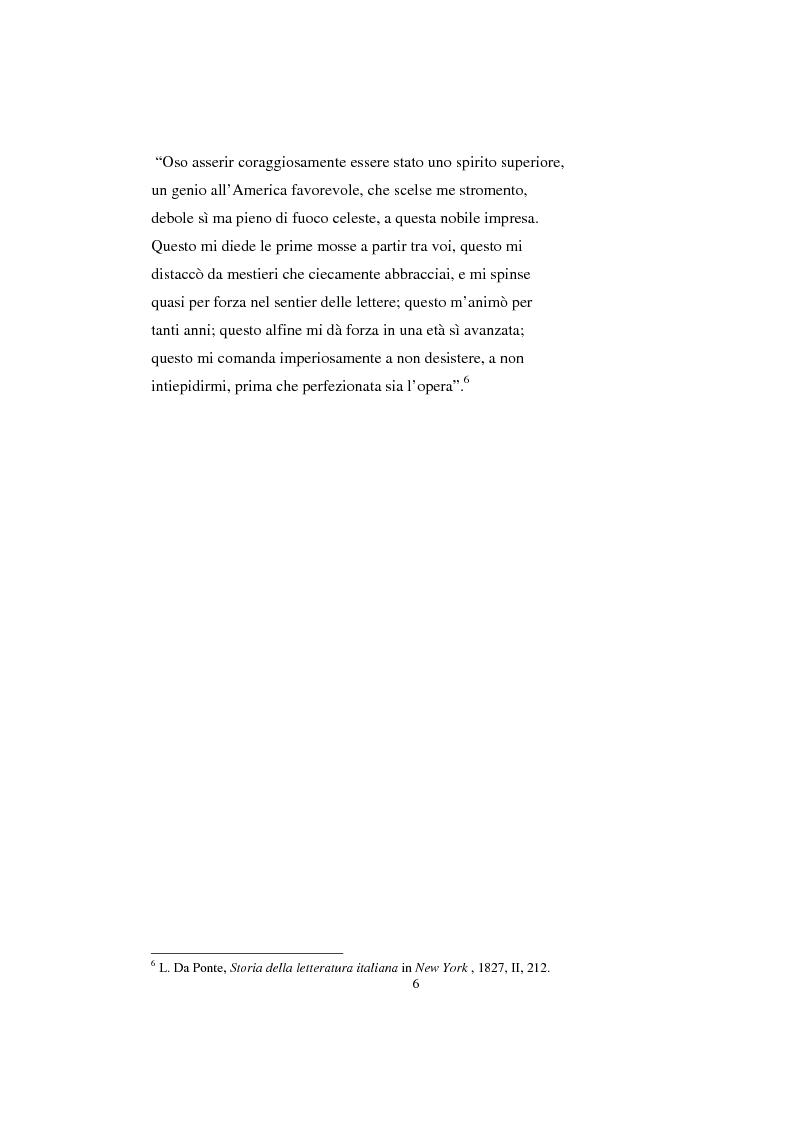 Anteprima della tesi: Lorenzo Da Ponte librettista: Don Giovanni tra opera e mito, Pagina 4
