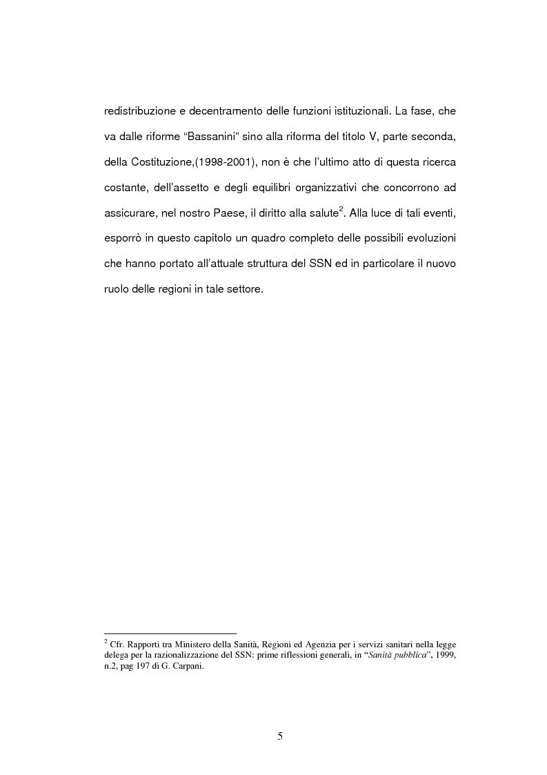 Anteprima della tesi: Il bilancio delle aziende sanitarie, Pagina 3