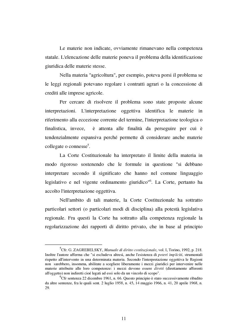 Anteprima della tesi: Imprenditore agrituristico e fallimento, Pagina 11