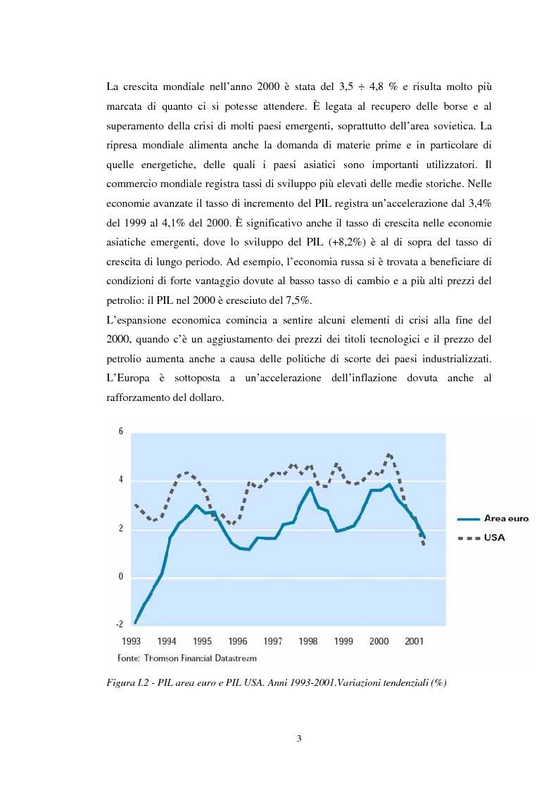 Anteprima della tesi: Fabbisogno e risorse di energia nel mondo - Aspetti energetici, ambientali ed economici, Pagina 4