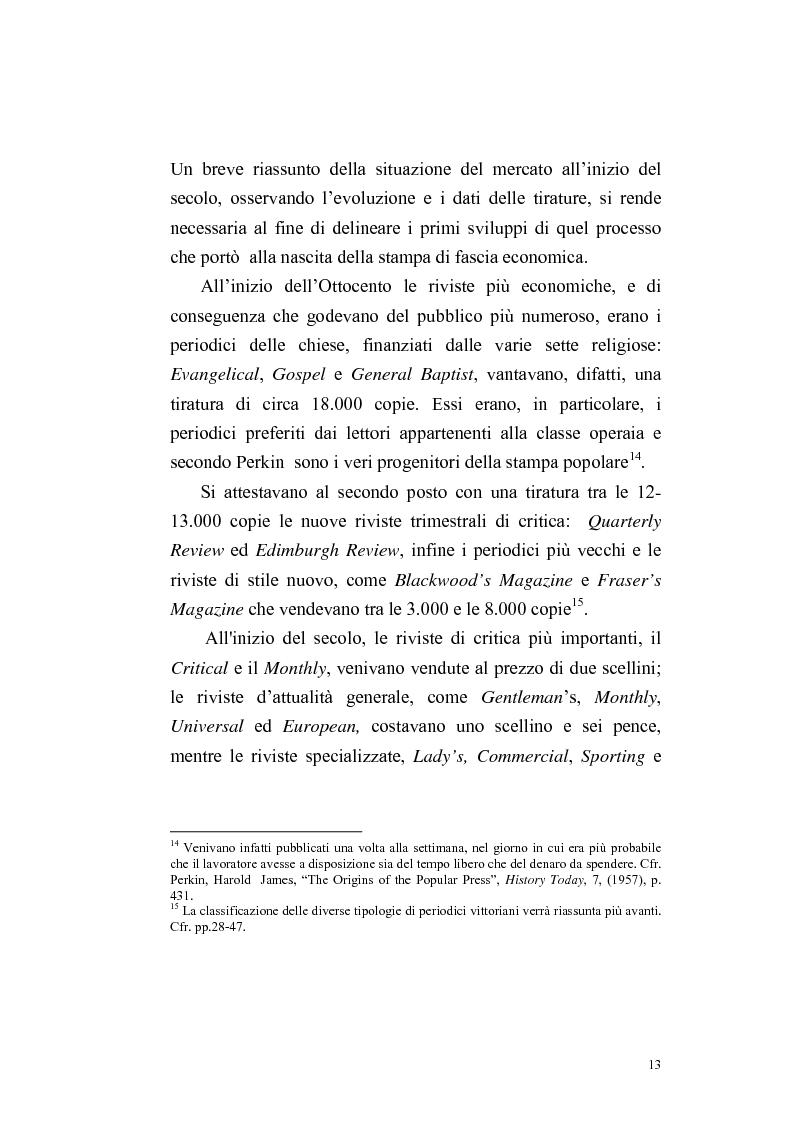 Anteprima della tesi: Una rivista vittoriana inglese: Household Words, Pagina 11