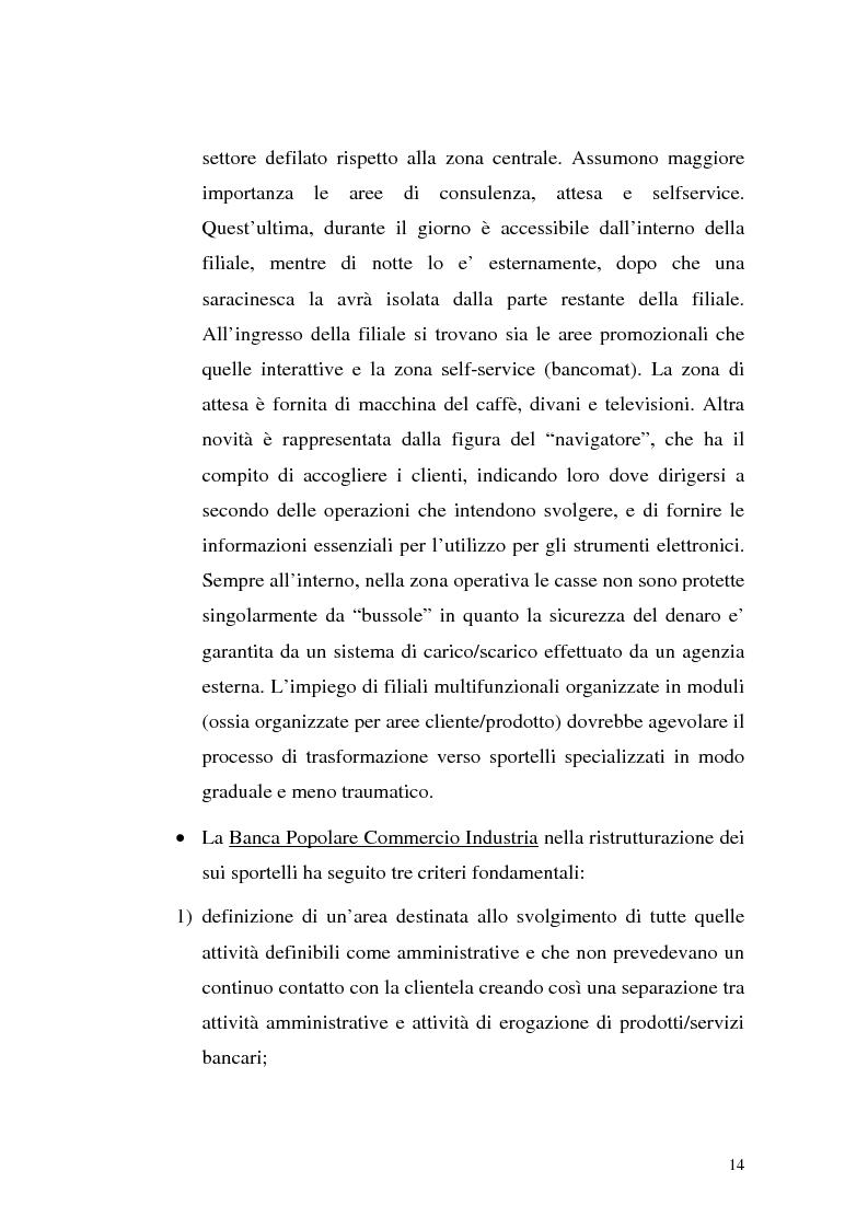 Anteprima della tesi: La rete dei promotori finanziari, Pagina 11