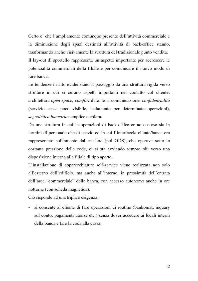 Anteprima della tesi: La rete dei promotori finanziari, Pagina 9