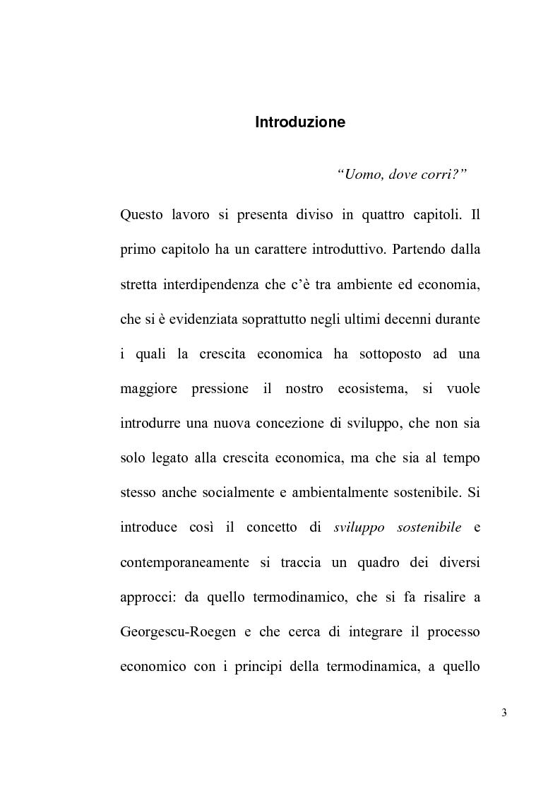 Anteprima della tesi: Analisi empirica degli strumenti fiscali per uno sviluppo sostenibile, Pagina 1