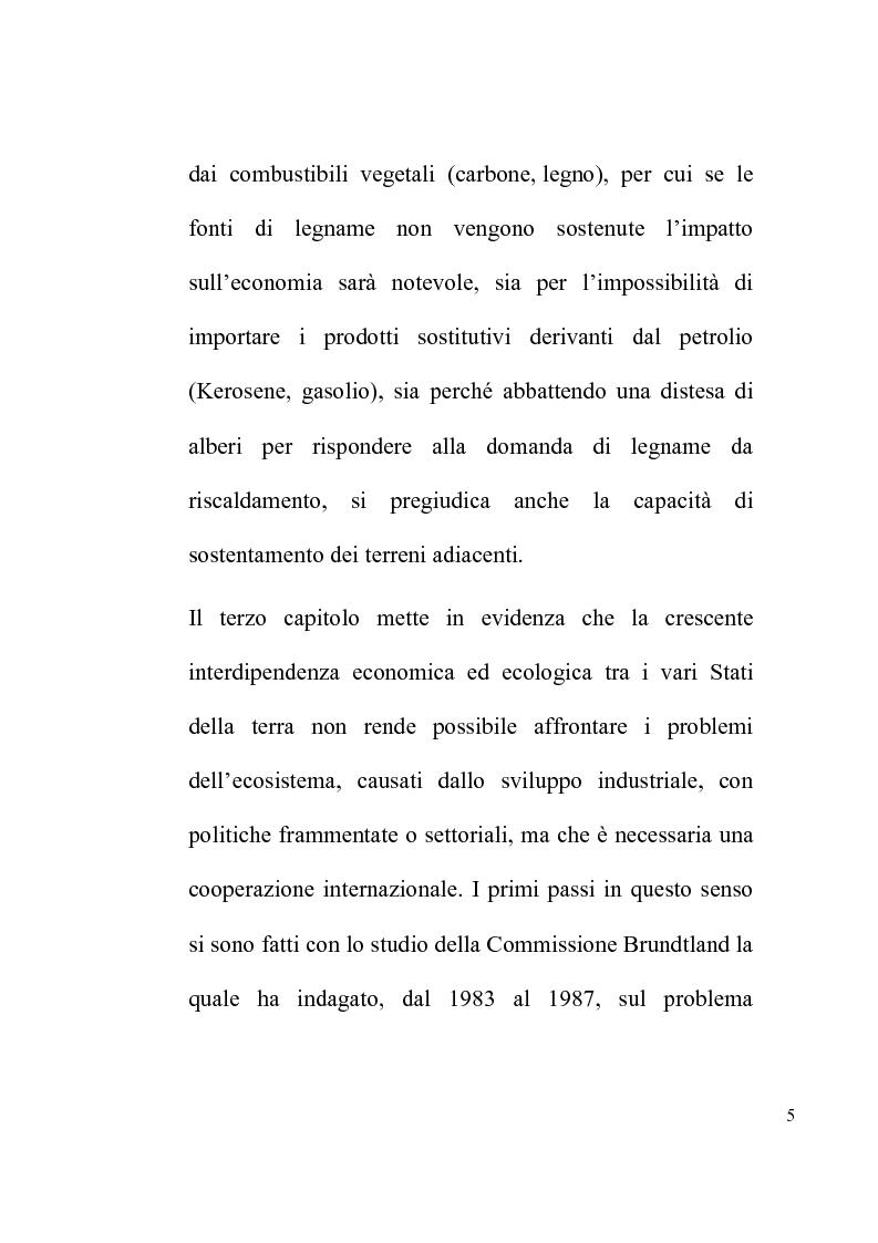 Anteprima della tesi: Analisi empirica degli strumenti fiscali per uno sviluppo sostenibile, Pagina 3