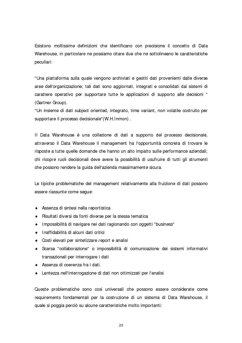 Anteprima della tesi: Il ruolo della firma digitale e delle tecnologie di sicurezza informatica nella ridefinizione dei processi aziendali, Pagina 12