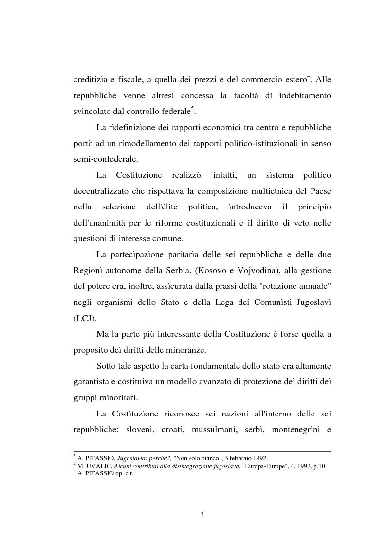 Anteprima della tesi: L'Istria e la minoranza italiana nella crisi jugoslava, Pagina 8
