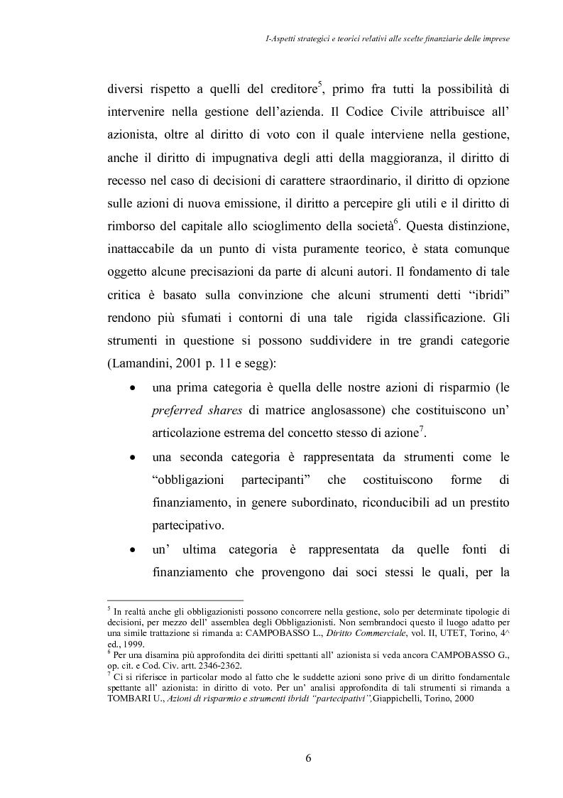 Anteprima della tesi: Opportunità di crescita delle Pmi e private equity, Pagina 10