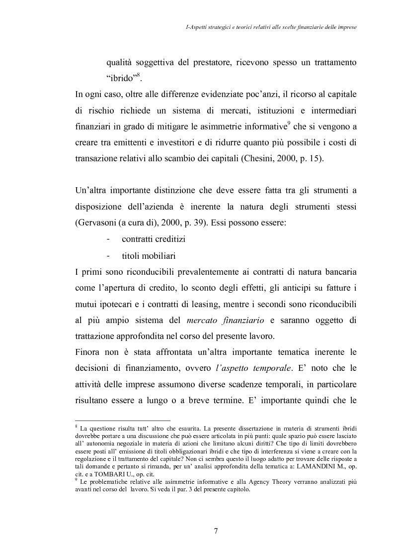 Anteprima della tesi: Opportunità di crescita delle Pmi e private equity, Pagina 11